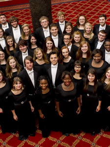University of Alabama Choir