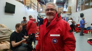 Glenn McClure - Antarctica